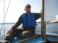 Paul Utgoff sailing