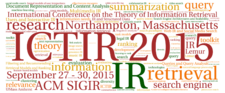 ICTIR 2015 Logo