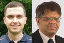 Kevin Spiteri (l.) and Ramesh Sitaraman (r.)