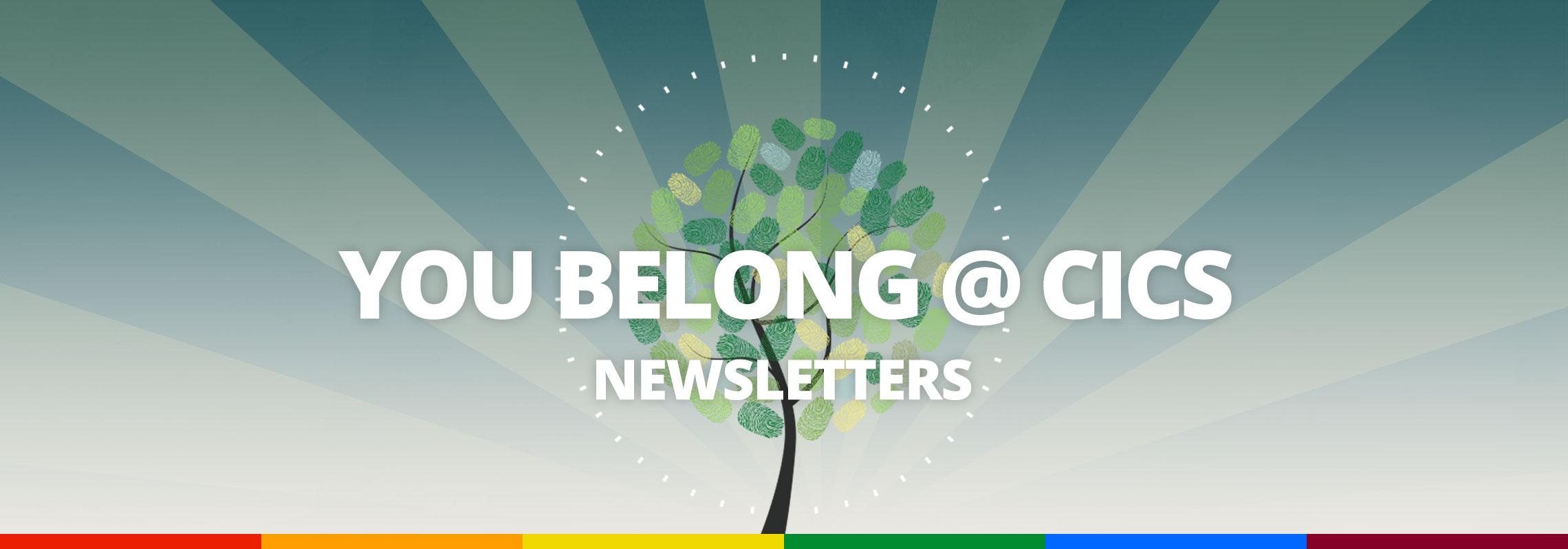 Banner: You Belong @ CICS