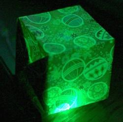 Wearable Electronics - Illuminated Origami