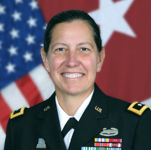 Major General Jody J. Daniels