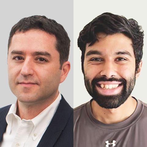 Brian Levine & Jagath Jai Kumar