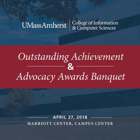 Outstanding Achievement & Advocacy Awards Banquet
