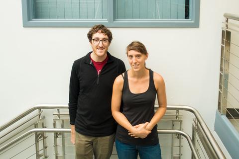 Emma Strubell and Pat Verga